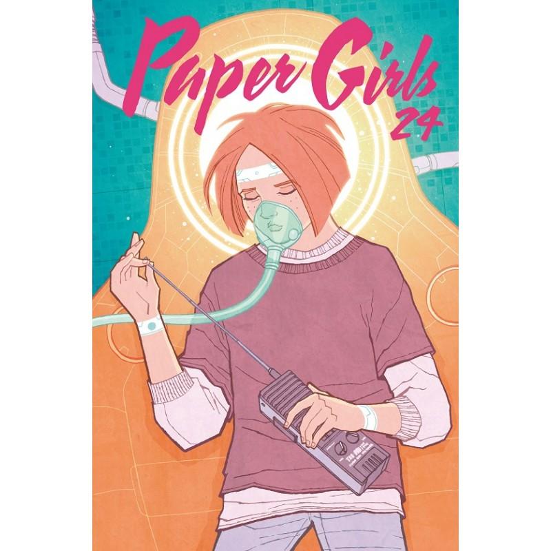 PAPER GIRLS Nº 24