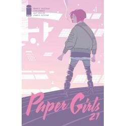 PAPER GIRLS Nº 21