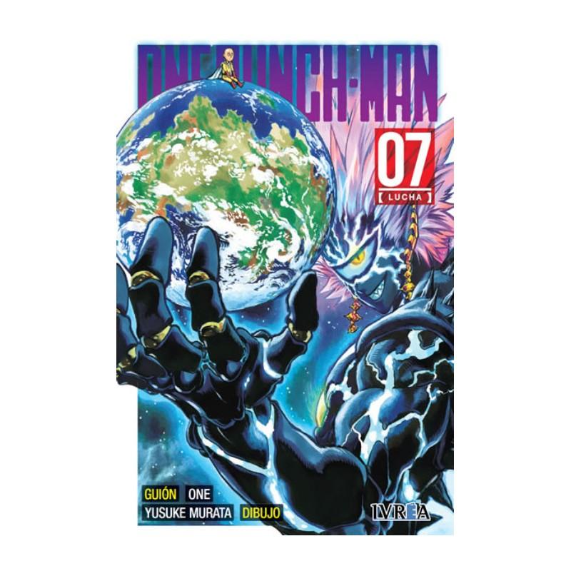 ONE PUNCH-MAN Nº 07