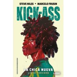 KICK-ASS: LA CHICA NUEVA VOL. 03