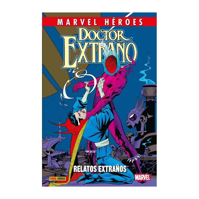 MARVEL HEROES 100: DOCTOR EXTRAÑO: RELATOS EXTRAÑOS