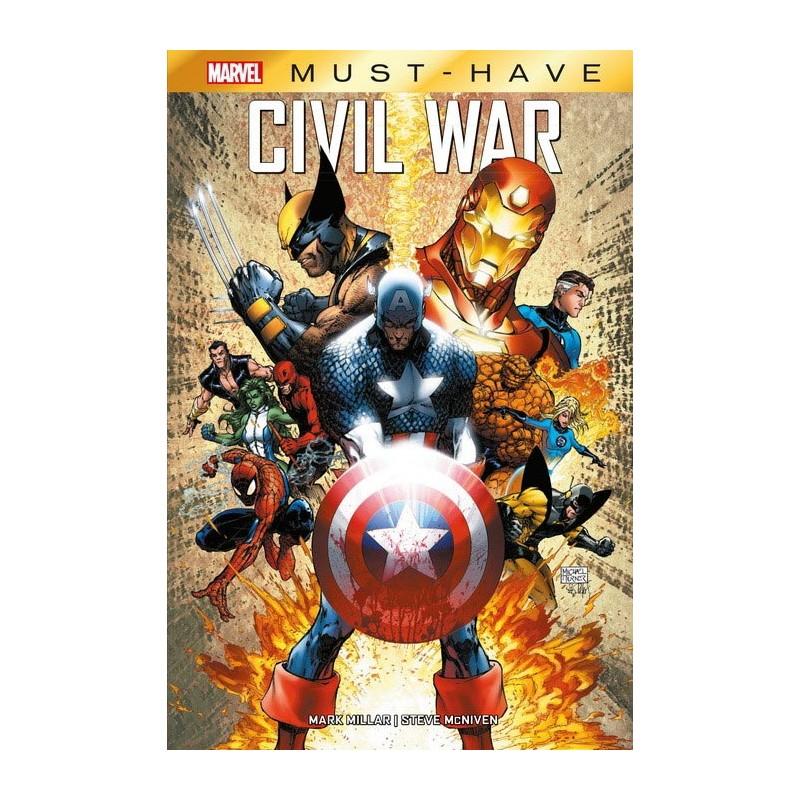 MARVEL MUST-HAVE. CIVIL WAR