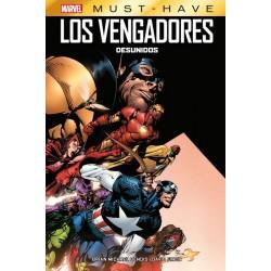 MARVEL MUST-HAVE: LOS VENGADORES: DESUNIDOS