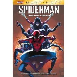 MARVEL MUST-HAVE. SPIDERMAN: UNIVERSO SPIDERMAN