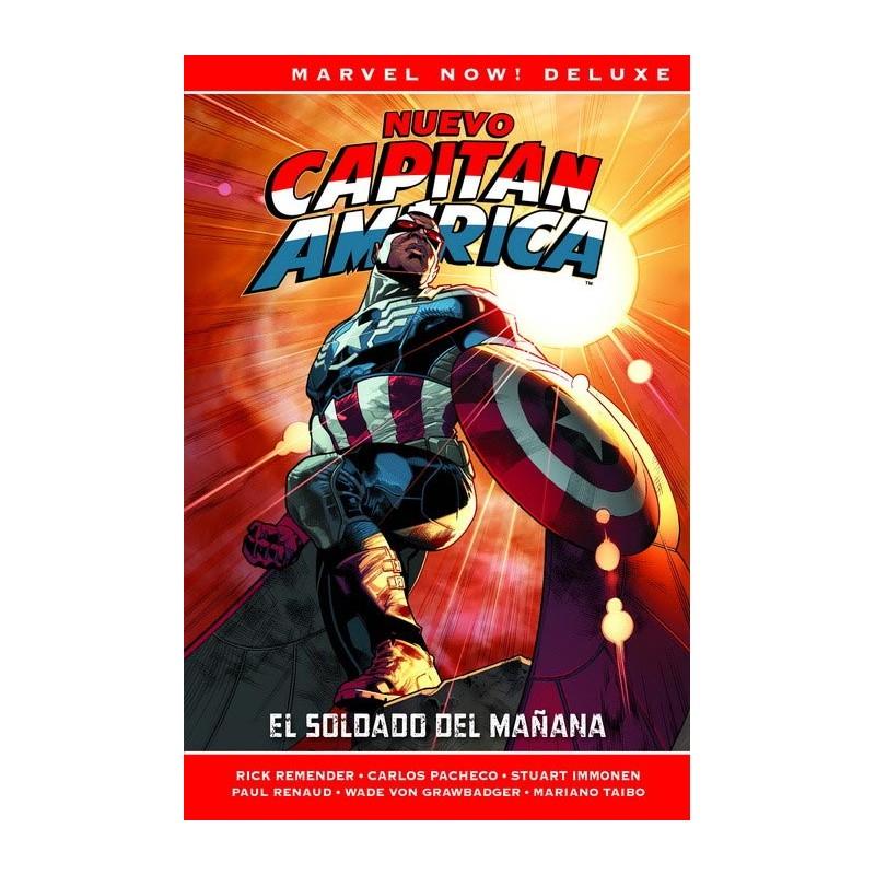 CAPITÁN AMÉRICA DE RICK REMENDER 3 (MARVEL NOW! DELUXE)