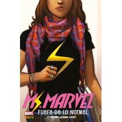 MARVEL OMNIBUS: MS. MARVEL VOL. 01 FUERA DE LO...