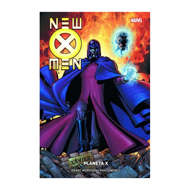 NEW X-MEN VOL. 06 (DE 07)