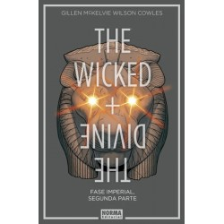 THE WICKED + THE DIVINE VOL. 06 FASE IMPERIAL SEGUNDA PARTE
