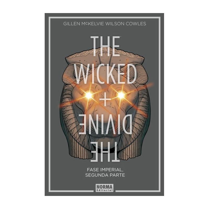 THE WICKED + THE DIVINE VOL. 06 FASE IMPERIAL SEGUNDA PARTE