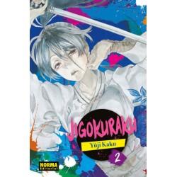JIGOKURAKU Nº 02
