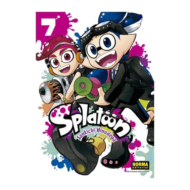 SPLATOON Nº 07