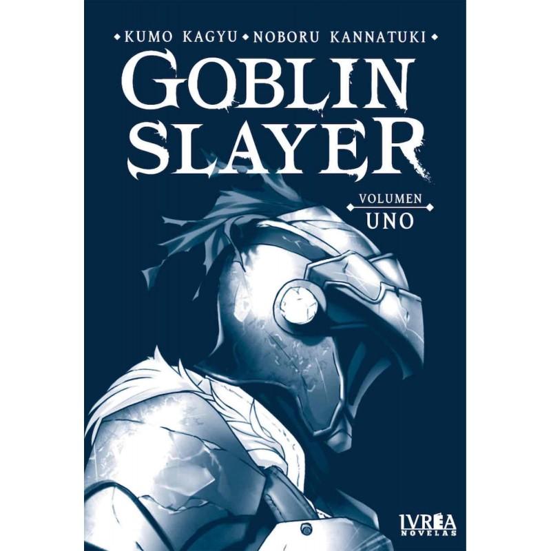 GOBLIN SLAYER VOL. 01 (NOVELA)