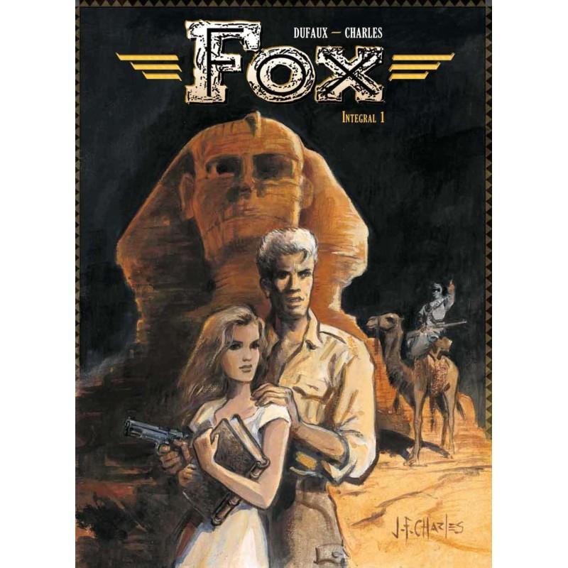 FOX INTEGRAL VOL. 01