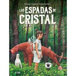 LAS ESPADAS DE CRISTAL (OCASIÓN)