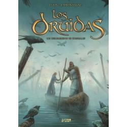 LOS DRUIDAS VOL. 03:  LOS DESAPARECIDOS DE CORNUALLES