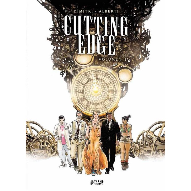 CUTTING EDGE VOL. 01