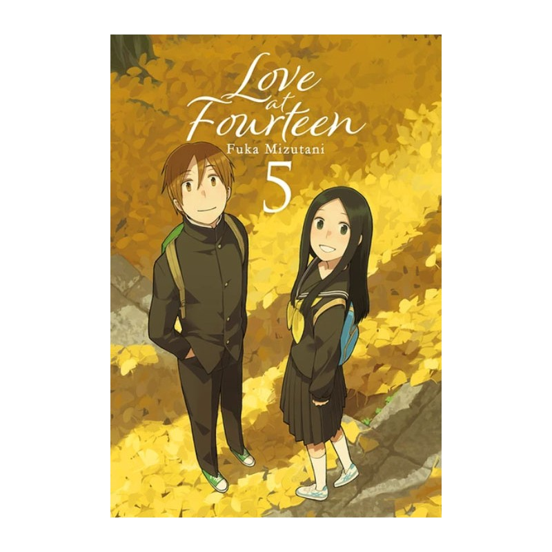 LOVE AT FOURTEEN Nº 05