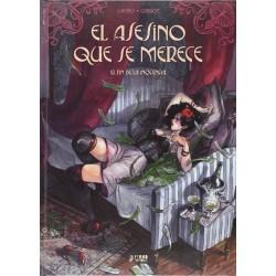 EL ASESINO QUE SE MERECE VOL. 01: EL FIN DE LA INOCENCIA