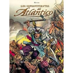 LOS SUPERVIVIENTES DEL ATLANTICO VOL. 01: EL SECRETO DE KERMADEC
