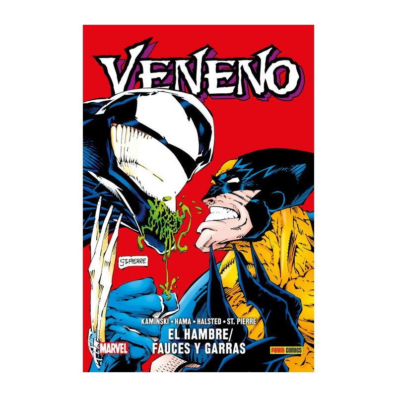 VENENO: EL HAMBRE / FAUCES Y GARRAS (100% MARVEL HC)