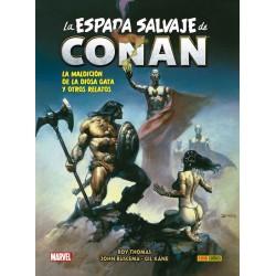 LA ESPADA SALVAJE DE CONAN VOL. 04 BIBLIOTECA CONAN