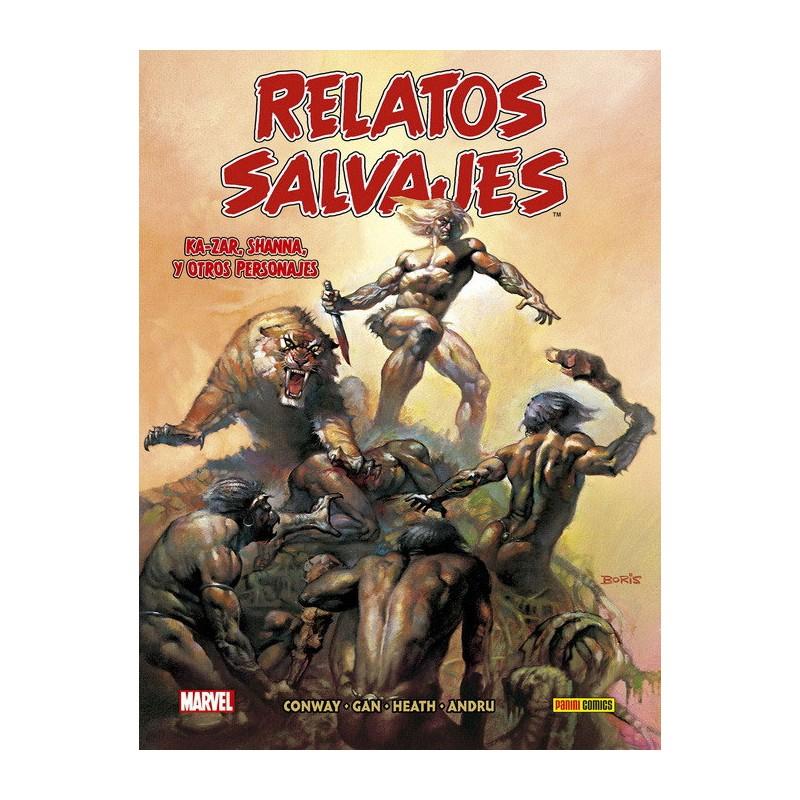 RELATOS SALVAJES VOL. 02