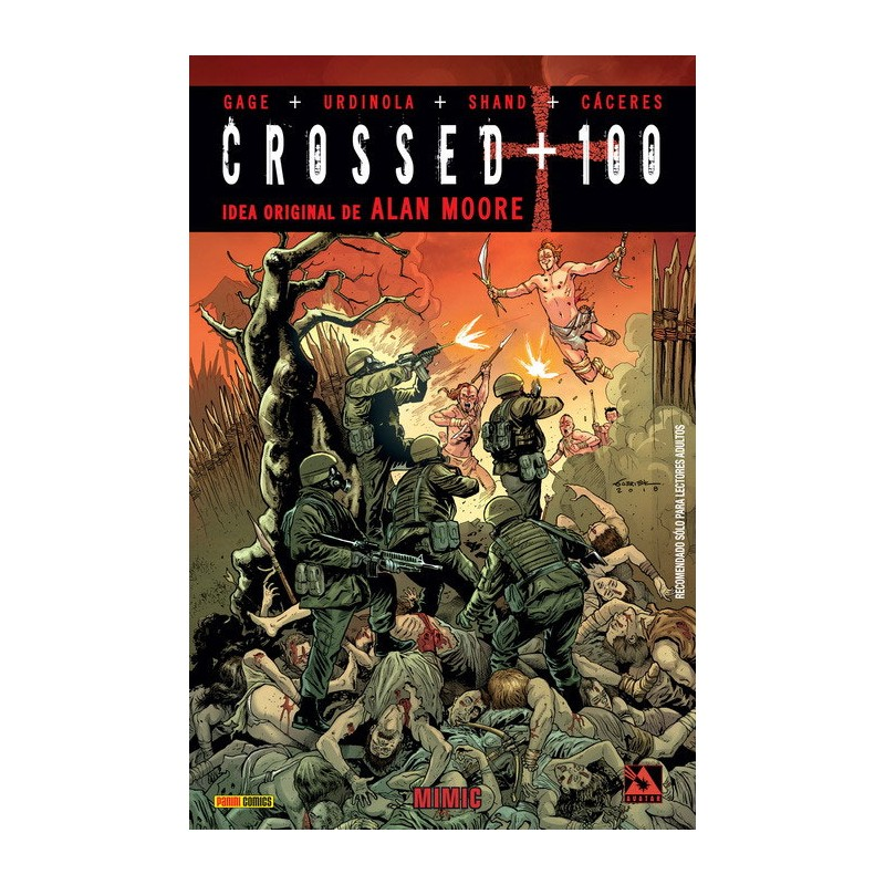 CROSSED + 100 VOL. 04