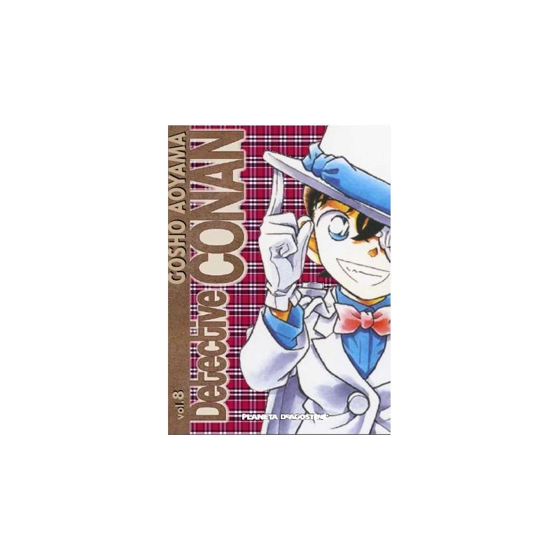 DETECTIVE CONAN Nº08 (NUEVA EDICION)