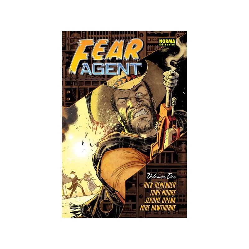 FEAR AGENT VOL. 02