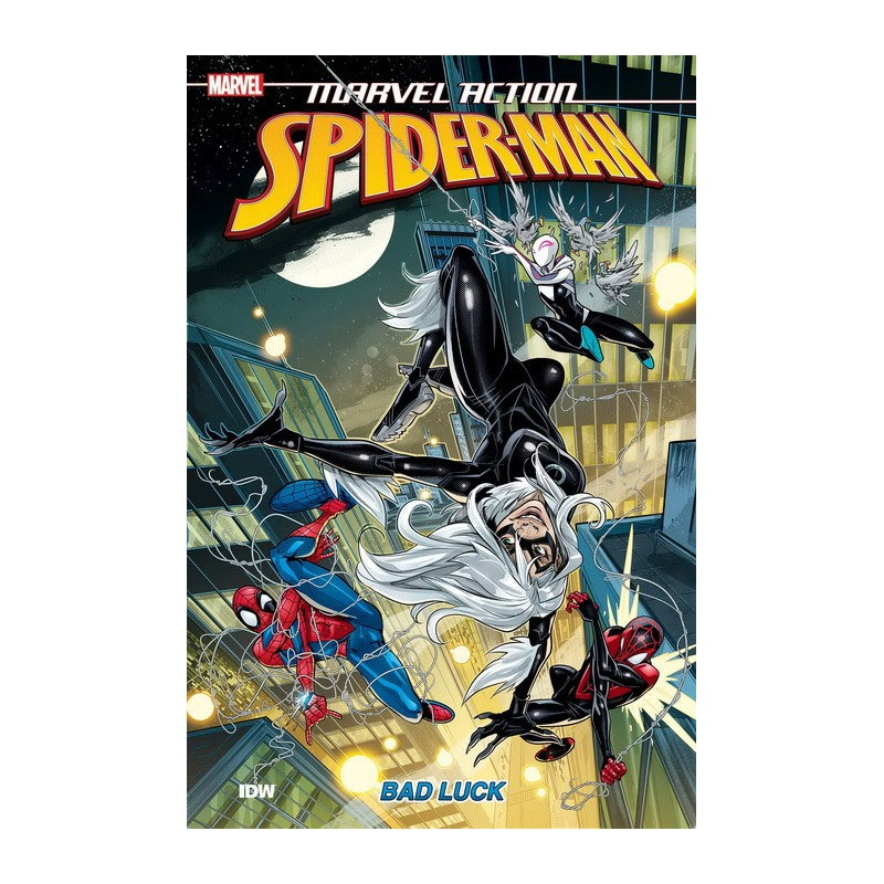 MARVEL ACTION: SPIDERMAN VOL. 03 MALA SUERTE