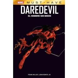 MARVEL MUST-HAVE: DAREDEVIL: EL HOMBRE SIN MIEDO