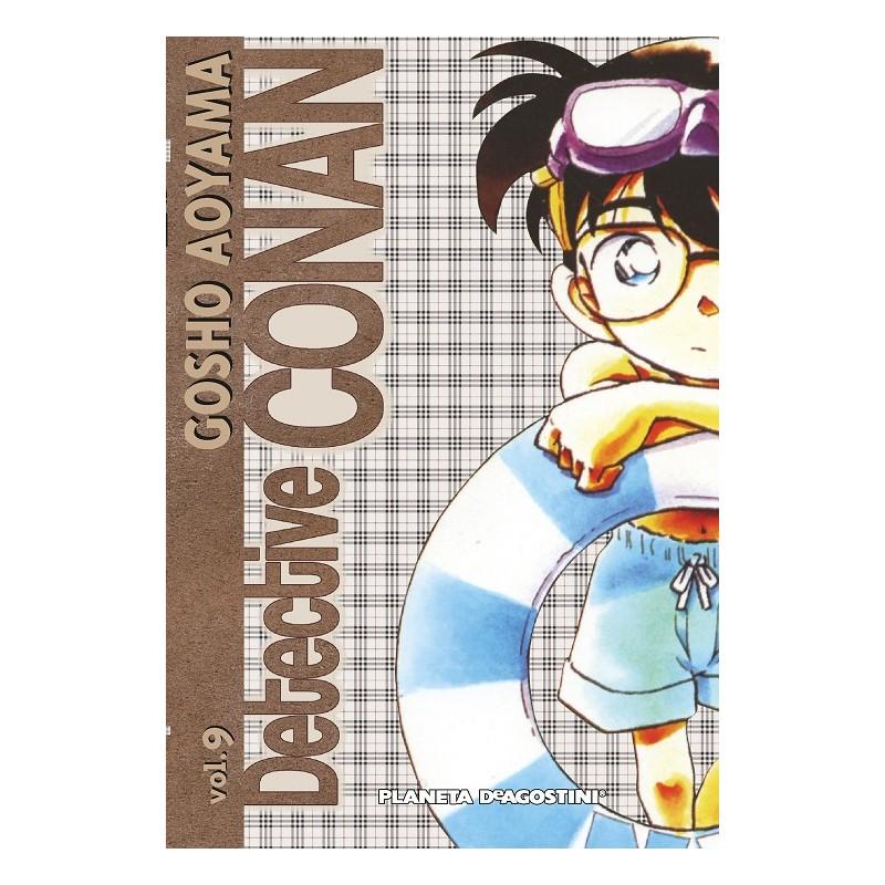 DETECTIVE CONAN Nº09 (NUEVA EDICION)