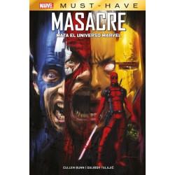 MARVEL MUST-HAVE: MASACRE MATA EL UNIVERSO MARVEL