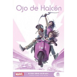 MARVEL YOUNG ADULTS OJO DE HALCÓN VOL. 01