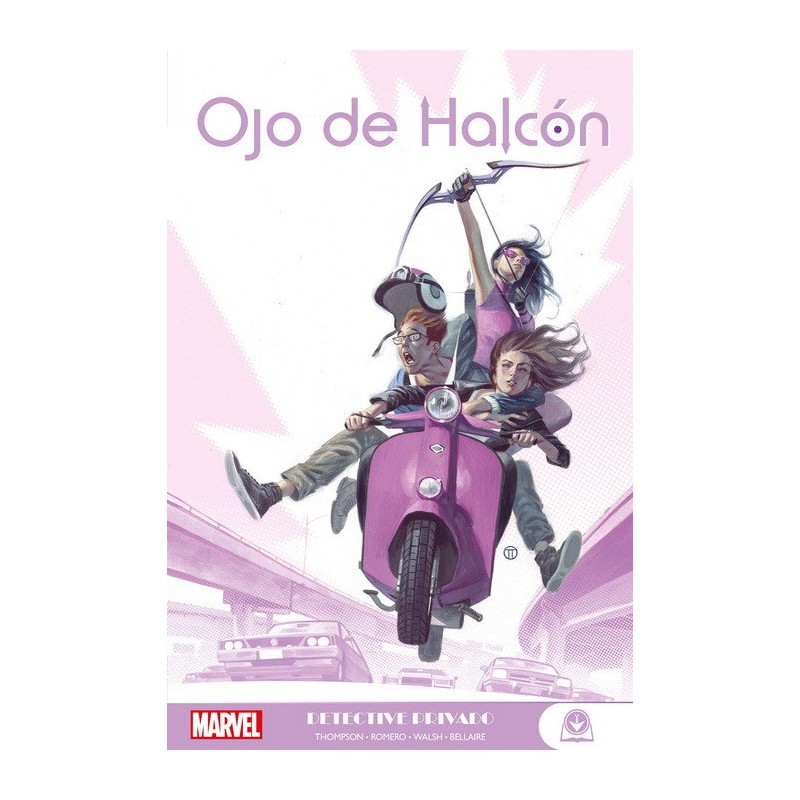 MARVEL YOUNG ADULTS OJO DE HALCÓN VOL. 04
