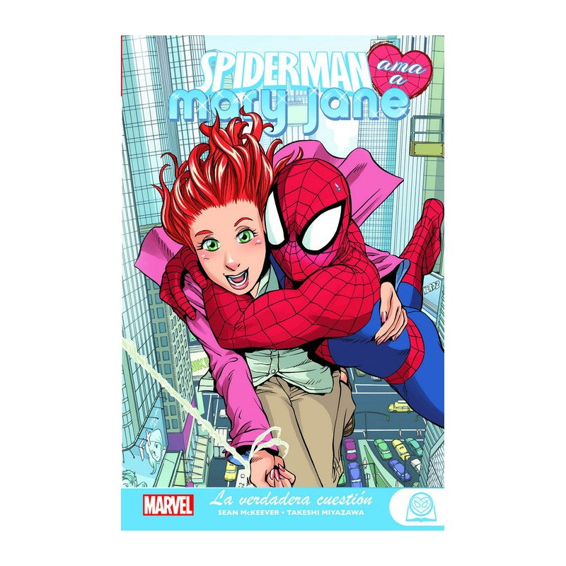 MARVEL YOUNG ADULTS SPIDERMAN AMA A MARY JANE VOL. 01