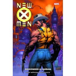 NEW X-MEN VOL. 07 (DE 07) BIENVENIDOS AL MAÑANA