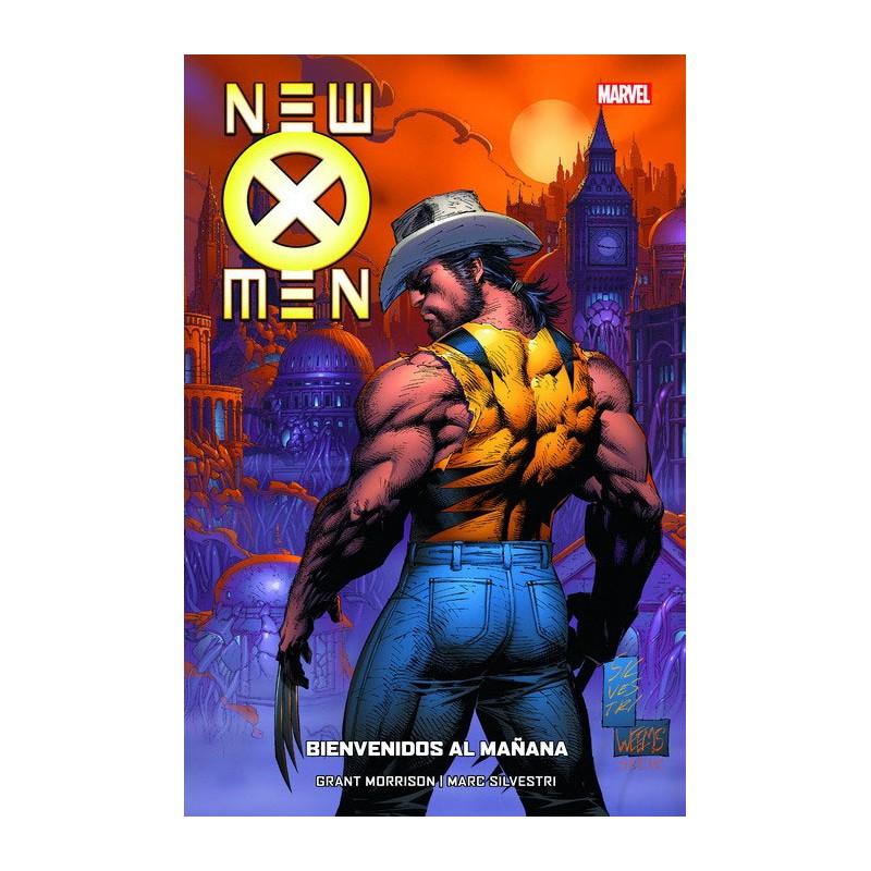 NEW X-MEN VOL. 07 (DE 07)