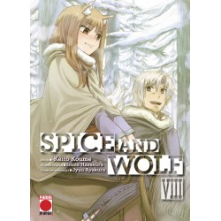 SPICE AND WOLF Nº 08