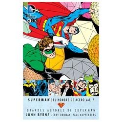 SUPERMAN EL HOMBRE DE ACERO VOL. 07 (GRANDES AUTORES JOHN BYRNE