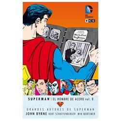 SUPERMAN EL HOMBRE DE ACERO VOL. 08 (GRANDES AUTORES JOHN BYRNE