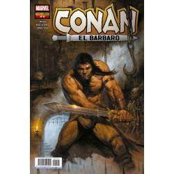 CONAN EL BARBARO Nº 08