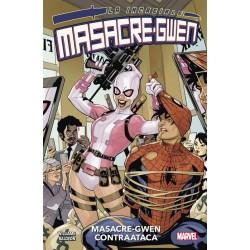 LA INCREÍBLE MASACRE-GWEN VOL. 01