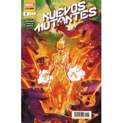 NUEVOS MUTANTES Nº 05