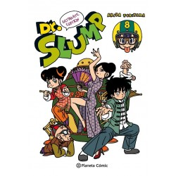 DR. SLUMP ULTIMATE EDITION Nº 08