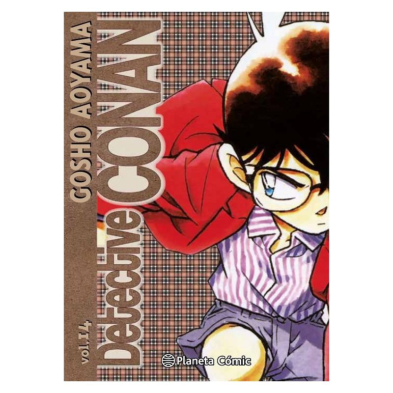 DETECTIVE CONAN Nº14 (NUEVA EDICION)