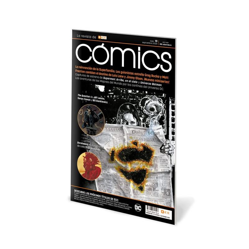REVISTA ECC COMICS Nº 19