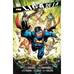 LIGA DE LA JUSTICIA VOL. 06: LIGA DE LA...