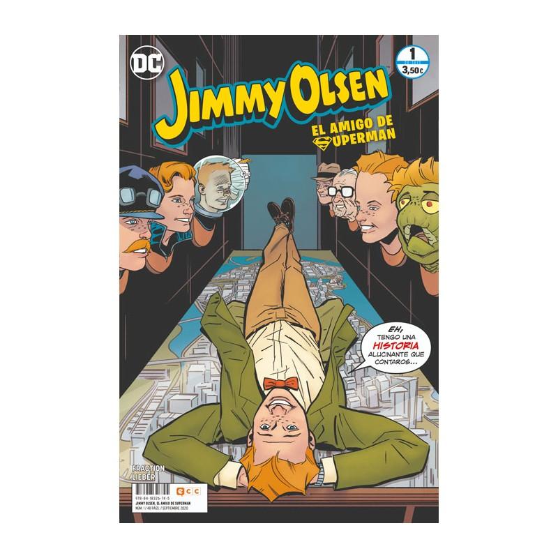 JIMMY OLSEN, EL AMIGO DE SUPERMAN Nº 01 (DE 6)