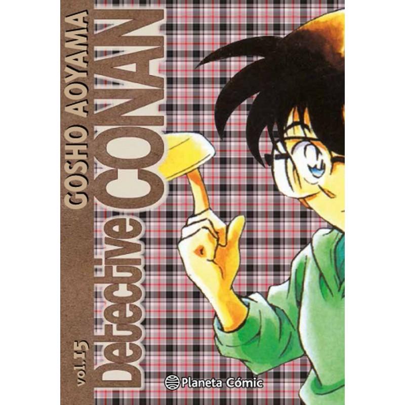 DETECTIVE CONAN Nº15 (NUEVA EDICION)